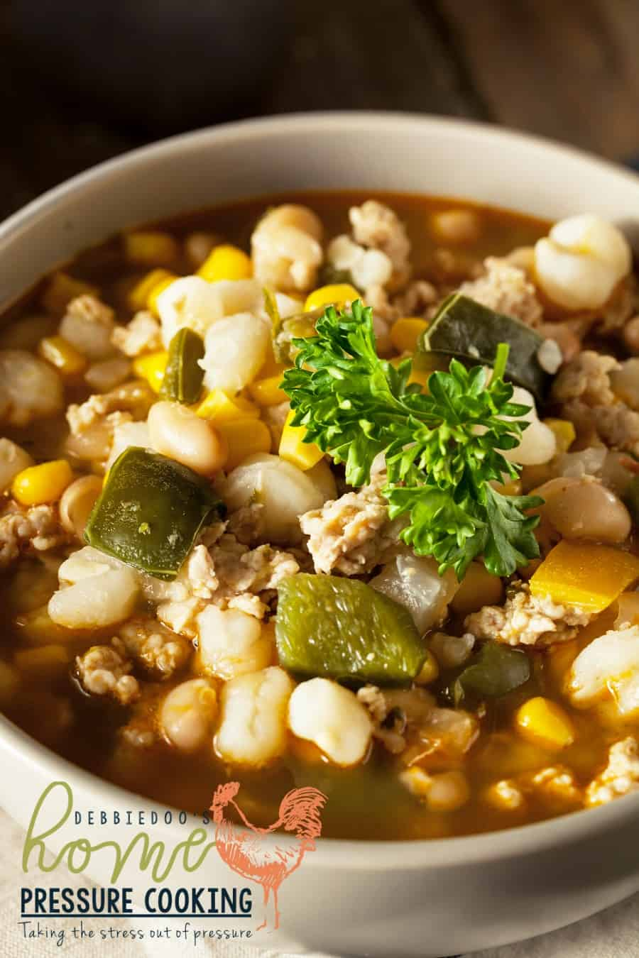 How To Make White Bean Chicken Chili In The Pressure Cooker Home Pressure Cooking