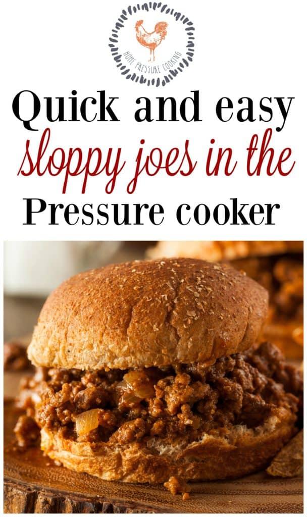 how to make sloppy joes uk