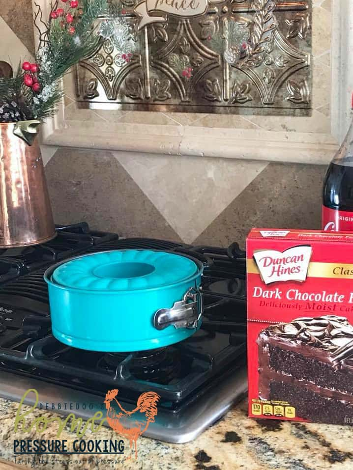 How To Make Coca Cola Cake With Cake Mix