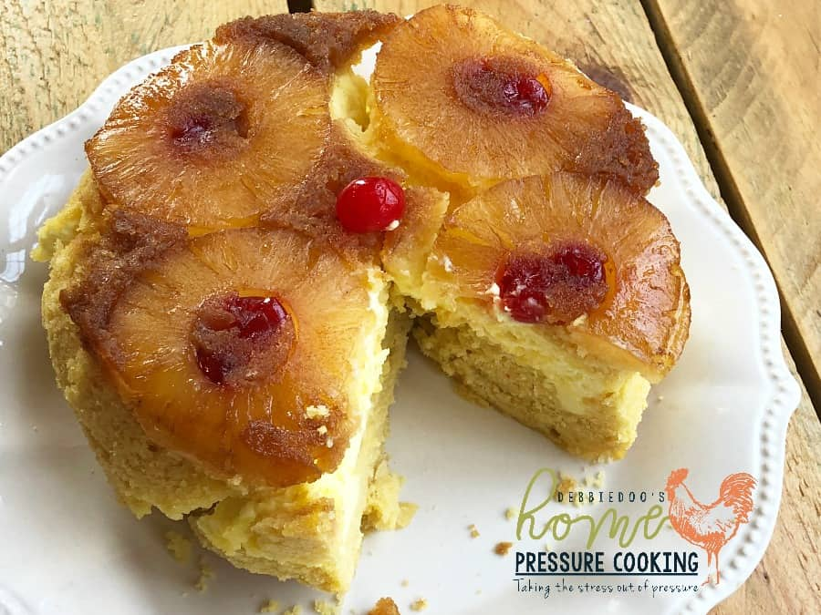 How To Make Pineapple Cake At Home