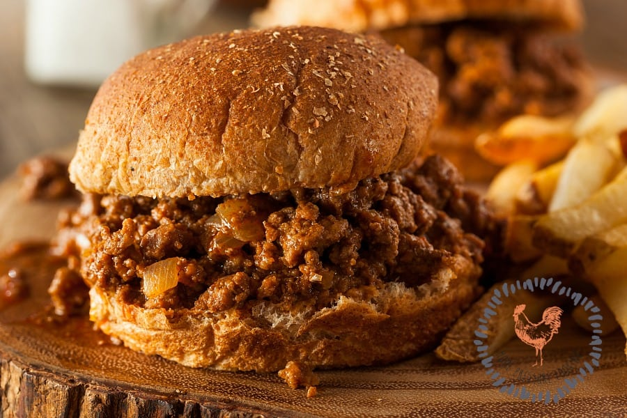 sloppy joes in the Instant Pot