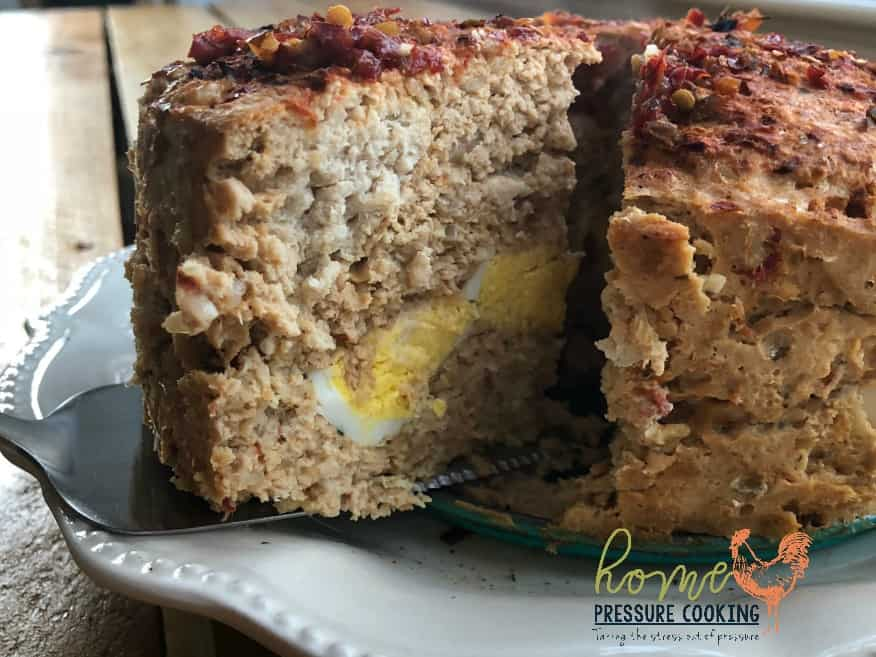 Meatloaf in the Instant Pot