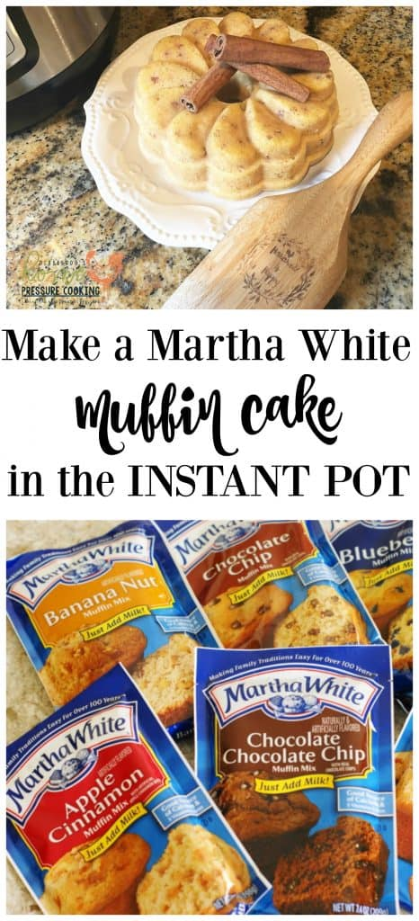 How To Make Martha White Muffin Mixes In The Instant Pot