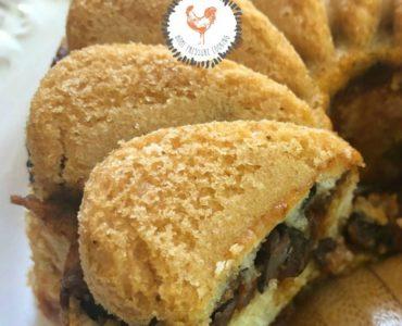 Tamale pie in the Ninja Foodi