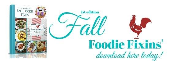 Ninja Foodi Fall recipe book