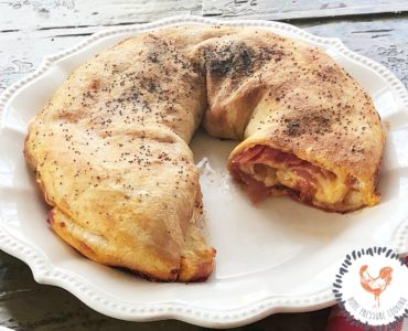How to make Stromboli in the Ninja Foodi