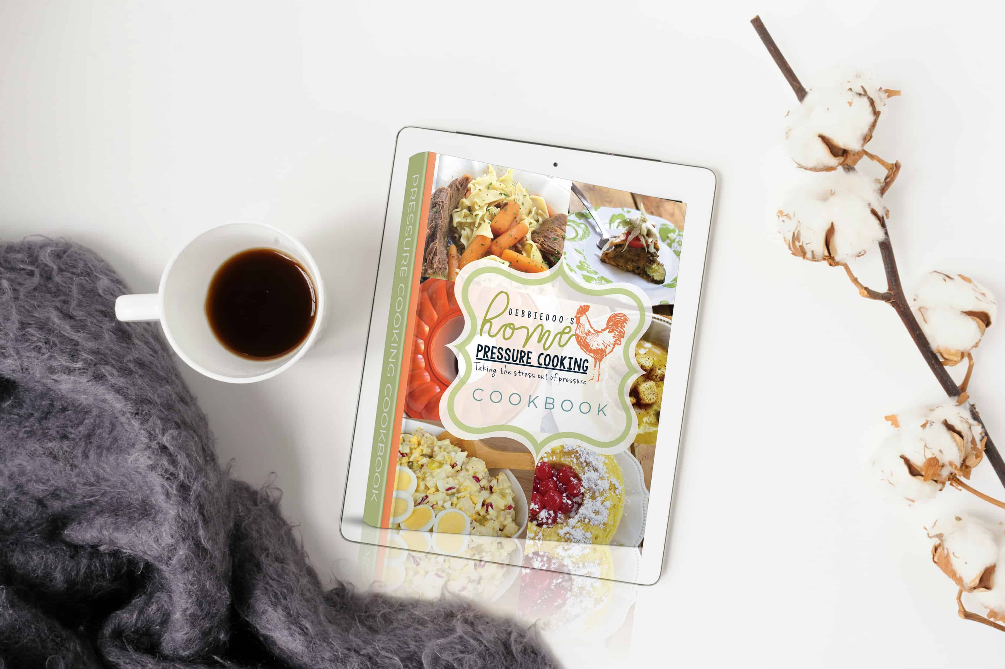 Home Pressure Cooking cookbook