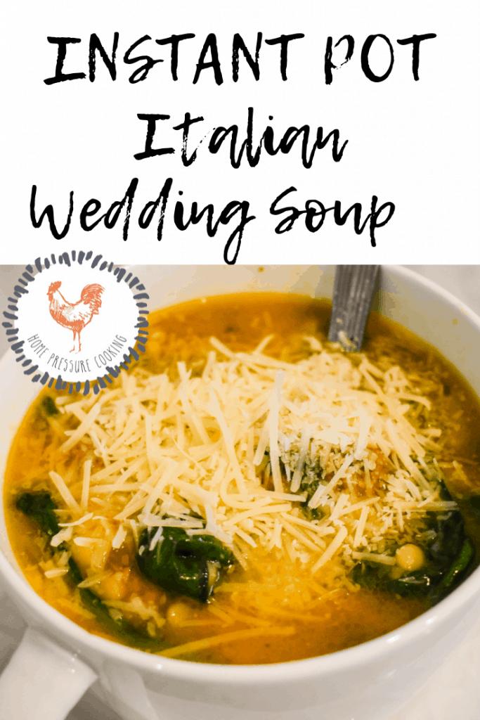Italian Wedding Soup JENRON DESIGNS