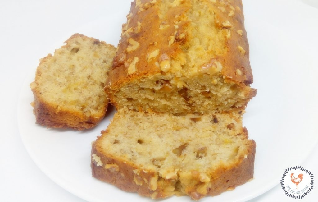 Instant Pot Home Made Banana Bread Home Pressure Cooking