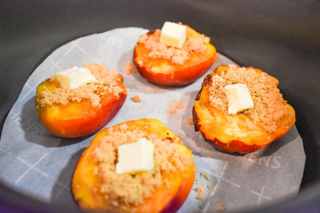 Fresh-Peaches-Candies-In-Air-Fryer-JENRON-DESIGNS