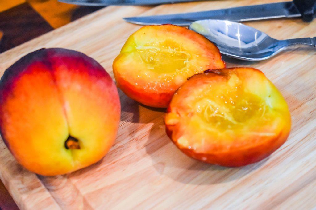 Fresh-Peaches-in-Air-Fryer-JENRON-DESIGNS