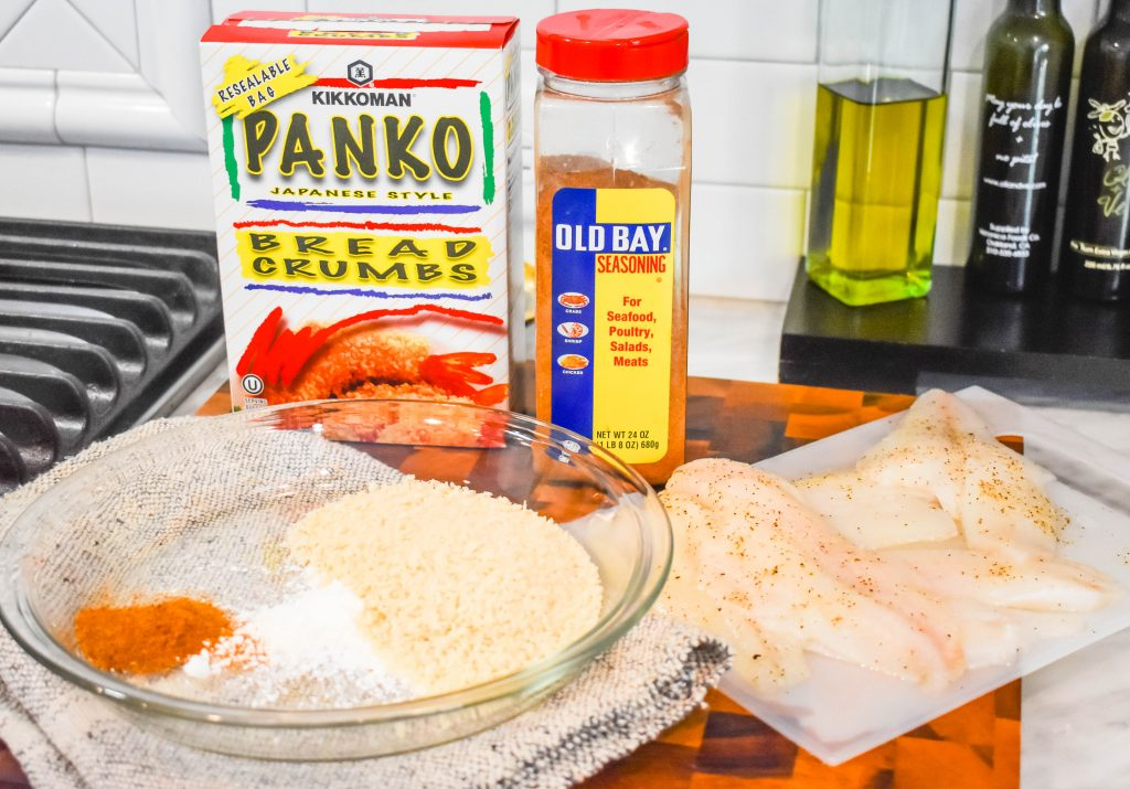 Ninja-Air-Fryer-Crispy-Fried-Fish-Ingrediants-JENRON-DESIGNS