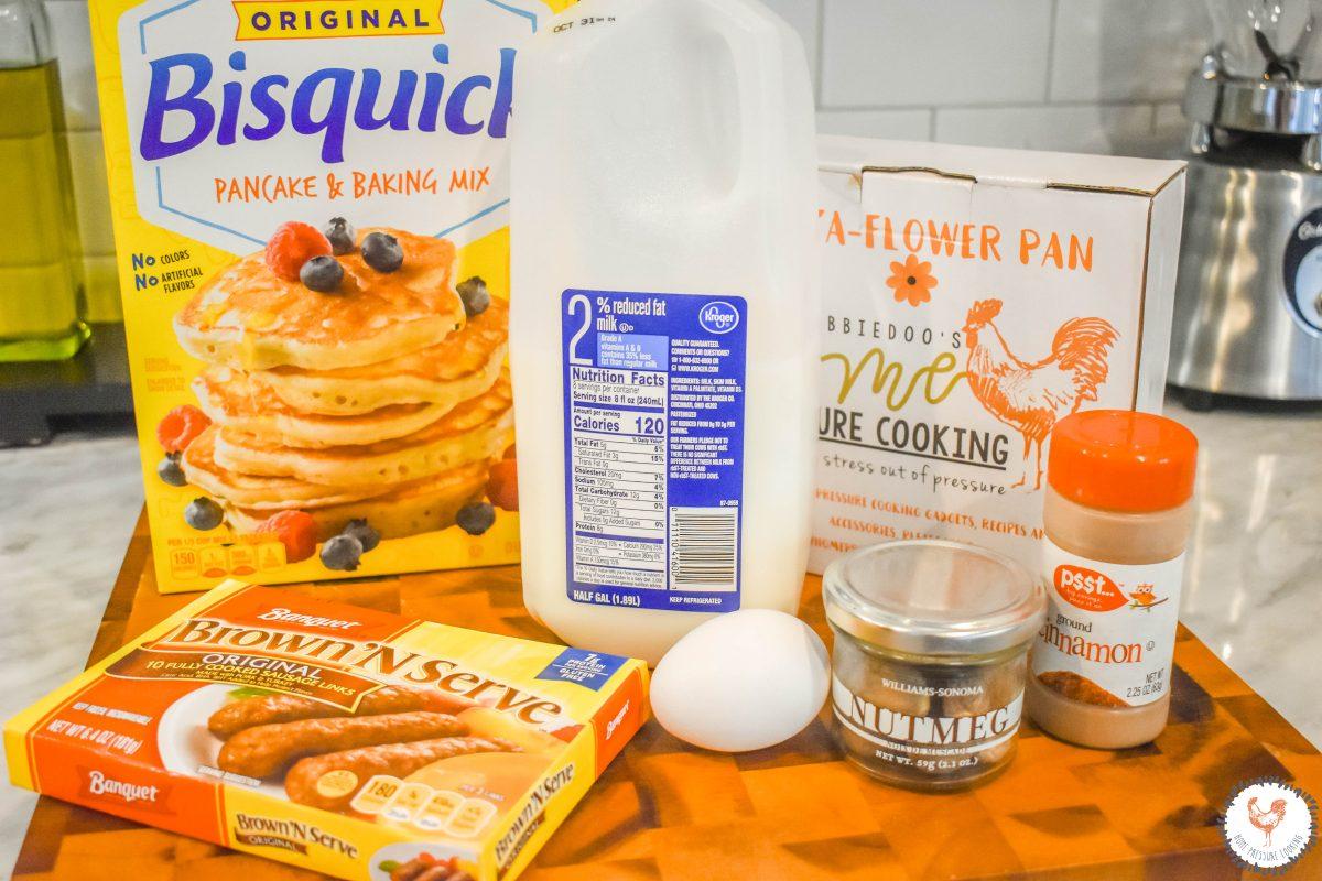 Instant-Pot-Hot-Cakes-Sausage-Ingrediants-JENRON-DESIGNS