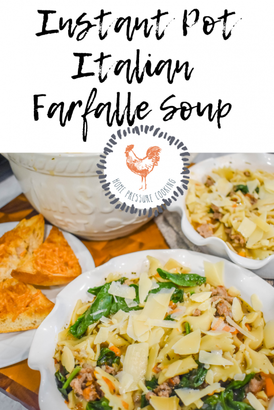Instant-Pot-Italian-Farfalle-Soup-Pin-JENRON-DESIGNS