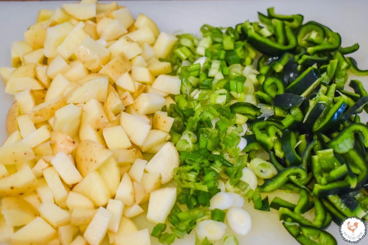 INSTANT POT CREAMY CORN CHOWDER Veggies JENRON DESIGNS
