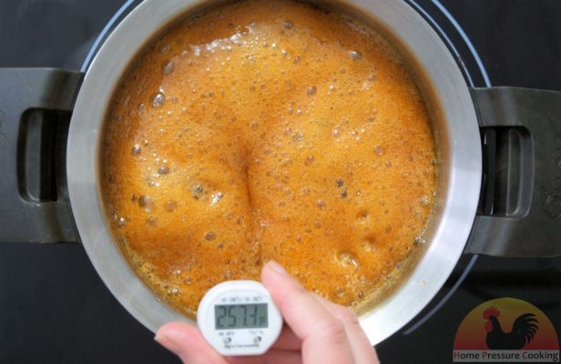 Careful Not to Boil Over