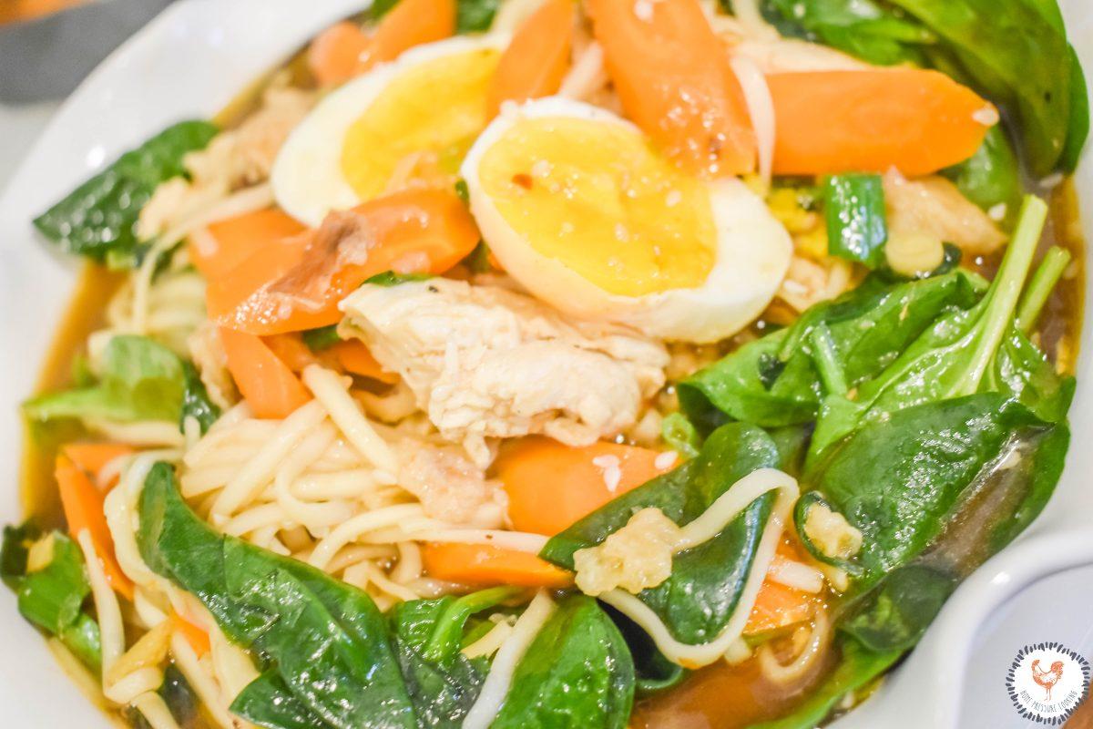 Easy Udon Noodle Soup